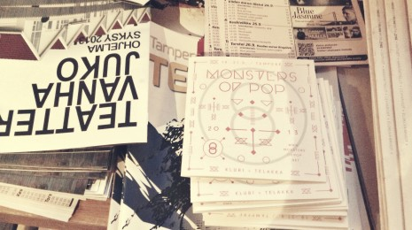 Lavalla: Monsters Of Pop 2013