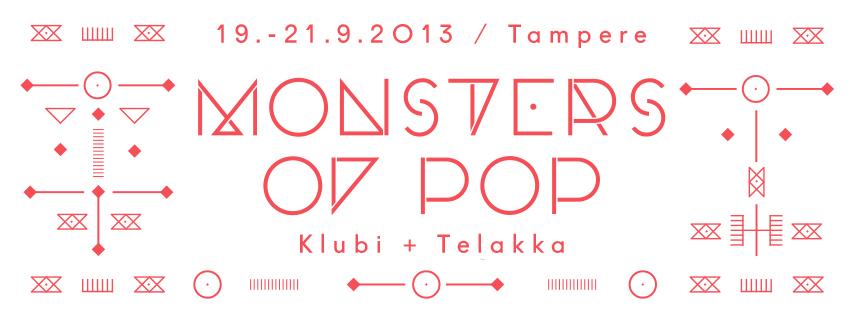 Monsters of Pop