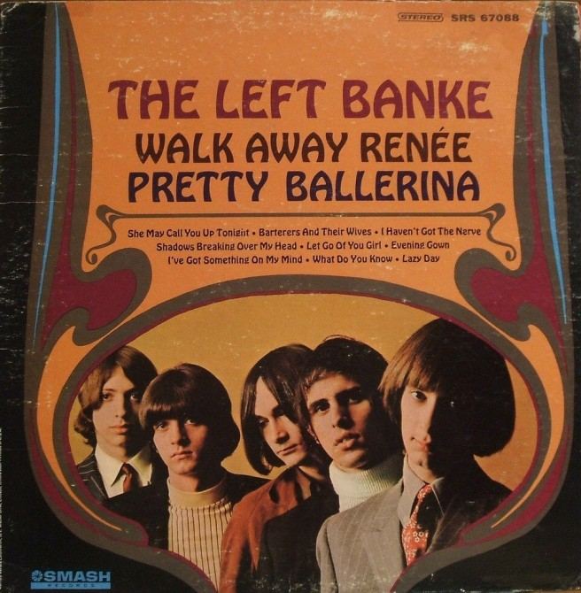 The Left Banke — Walk Away Renée / Pretty Ballerina
