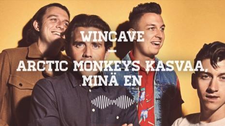 Arctic Monkeys kasvaa, minä en