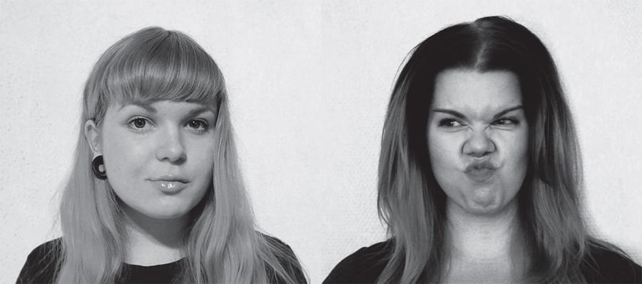 Mira & Anna