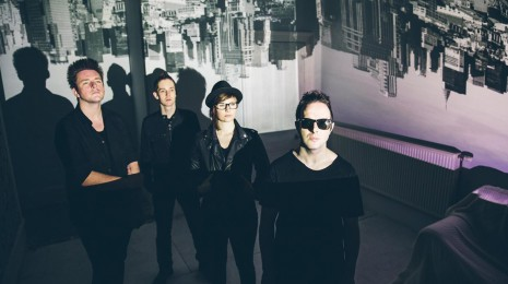 Glasvegas – Later…When The TV Turns To Static LP, eli antenniosastolta päivää