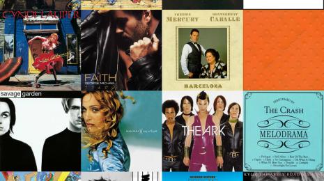 Kuuntelijan levykassi – glamin, campin ja gay-ikoneiden säihkettä 70-luvulta nykypäivään