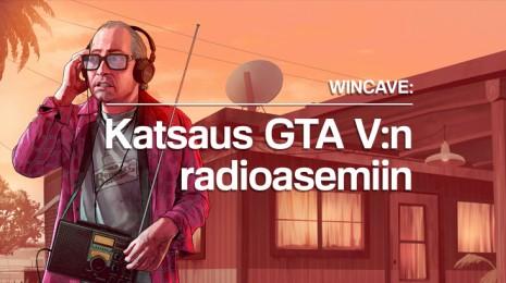 Katsaus GTA V:n radioasemiin