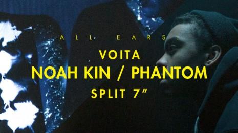Phantom & Noah Kin split 7″ (KILPAILU!)
