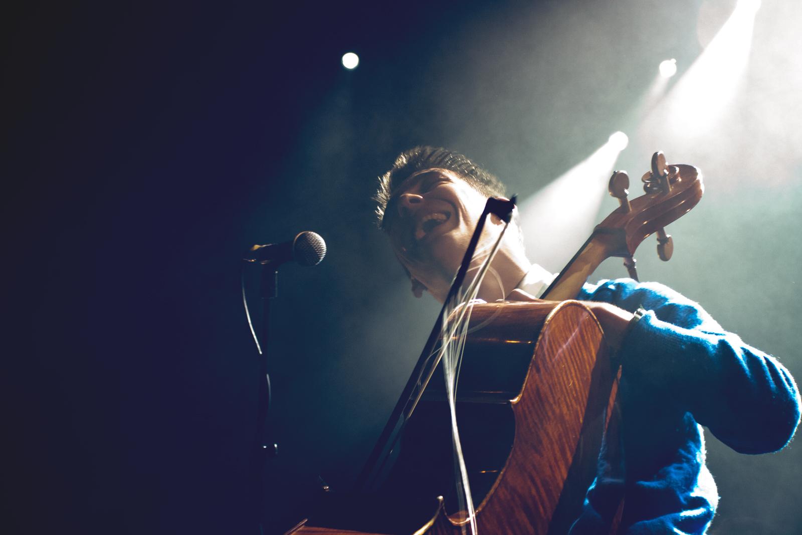 Honningbarna by:Larm-festareilla Oslossa 2013 (Kuva: Mira Shemeikka)