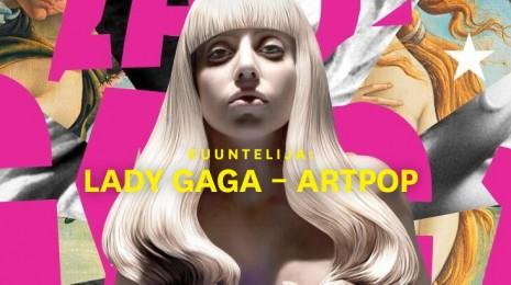 Levyarvostelu: Lady Gaga – ARTPOP