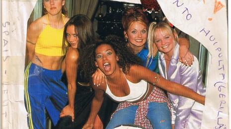 SPAIS-lehti: Spice Girls Hartwall Areenalla 26.5.1998