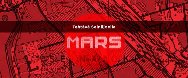 Tehtävä Seinäjoella: MARS-festivaali