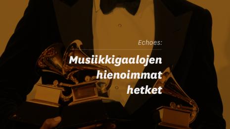 Grammy-palkintoja odotellessa: Musiikkigaalojen hienoimmat hetket