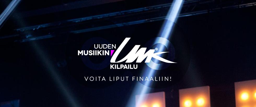 Voita liput UMK-finaaliin