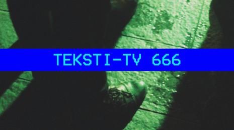 Pidä varas: Teksti-TV 666