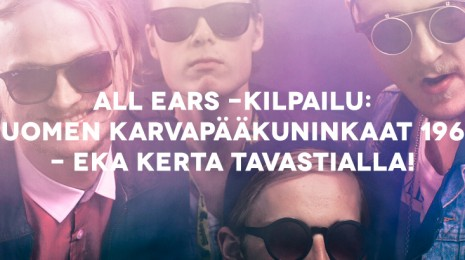 Yournalist, Pintandwefall ja Suomen Karvapääkuninkaat 1968 (+Tavastia-kilpailu)