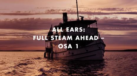 Full Steam Ahead -musadokkari katsottavissa NYT! (osa 1)