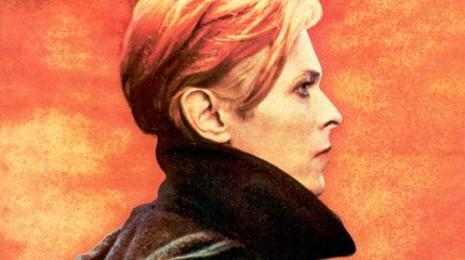 David Bowie ja Brian Eno perjantailöylyissä