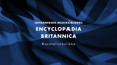 Soittolistaviikko: Encyclopædia Britannica