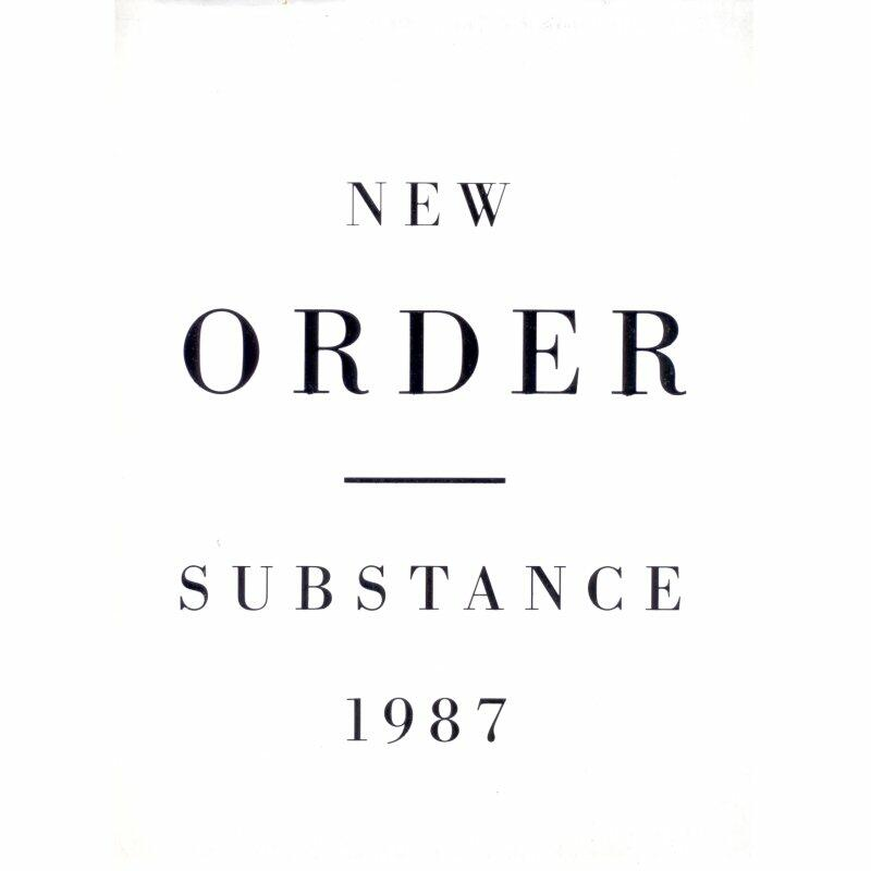 New Order – Substance