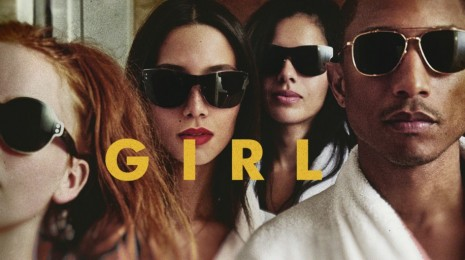 Kuuntele Spotifyssa: Pharrell Williams – G I R L