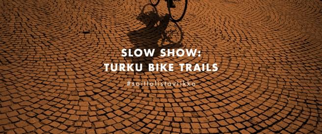 Turku bike trails