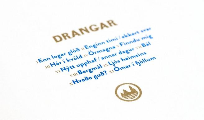 Drangar
