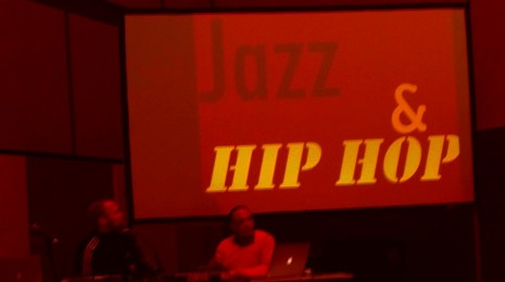 Hip-hop & Jazz – a 25-year Collision – Palefacen ja Ashley Kahnin avoimen yleisöluennon antia