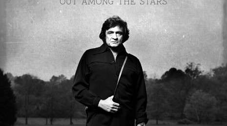"Johnny Cash – Out Among the Stars LP, eli ""spirit is willing but the flesh is weak"""