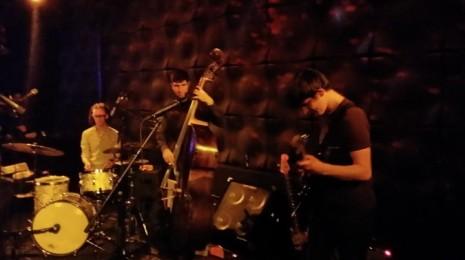 We Jazz -klubi 13.4.2014 – Olli Hirvonen Quartet & Mopo
