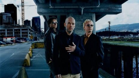 R.E.M. ja hymyilyttämisen jalo taito