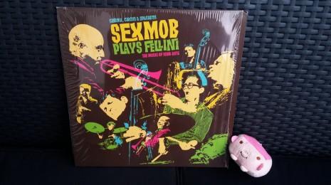 Sexmob – Cinema, Circus & Spaghetti (Sexmob plays Fellini) (+bonus #tbt)