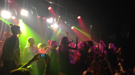Angel Haze @ Tavastia 16.7.2014.