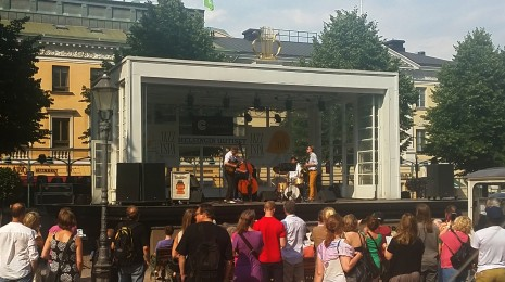 Jazz-Espa 2014 – Sami Linna Quartet