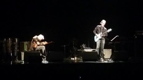 Arto Lindsay Band feat. Marc Ribot Savoy-teatterissa 10.7.2014