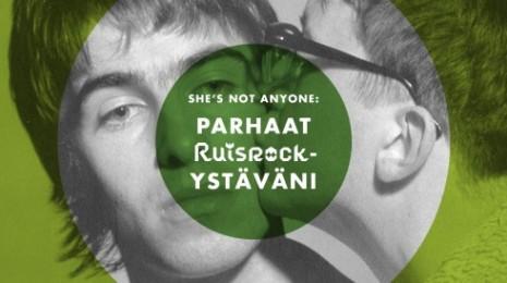 Parhaat ystäväni Ruisrock edition: Suede – Coming Up