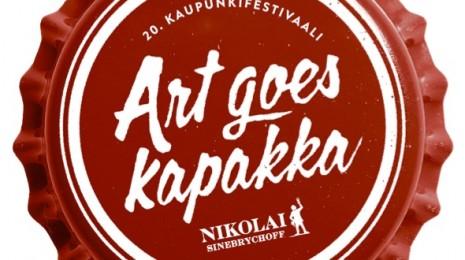 Jazzia Art Goes Kapakka -festareilla 2014
