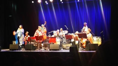 Sun Ra Arkestra Savoyssa 21.8.2014