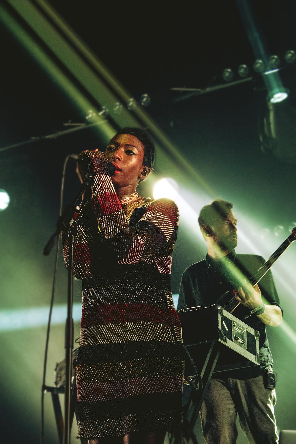 Lavalle nousi tälläkin kertaa ihana laulajatar Szjerdene.