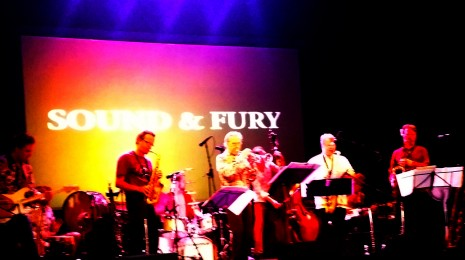 Flow 2014 – sunnuntai – Antti Lötjönen Quartet East, Sound & Fury