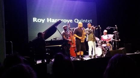 Flow 2014 – perjantai – Roy Hargrove Quintet