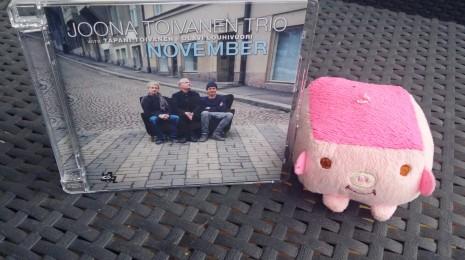Joona Toivanen Trio – November