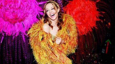 Kylie Minogue tarjoaa neljä ilmaista biisiä especially for you