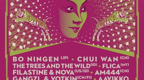 Niubi Festival tuo Aasian Helsinkiin!