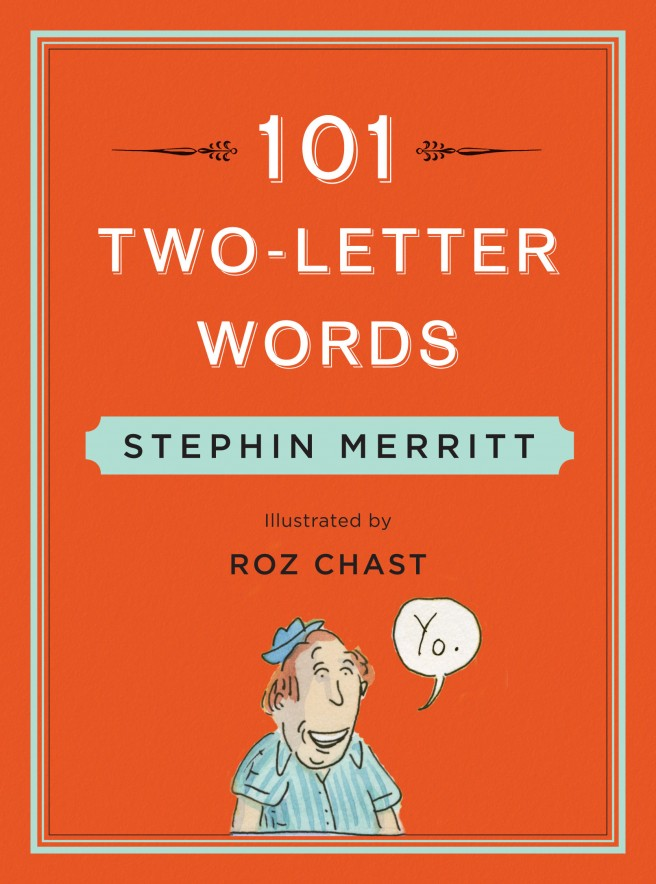 Stephin Merritt – Two-Letter Words
