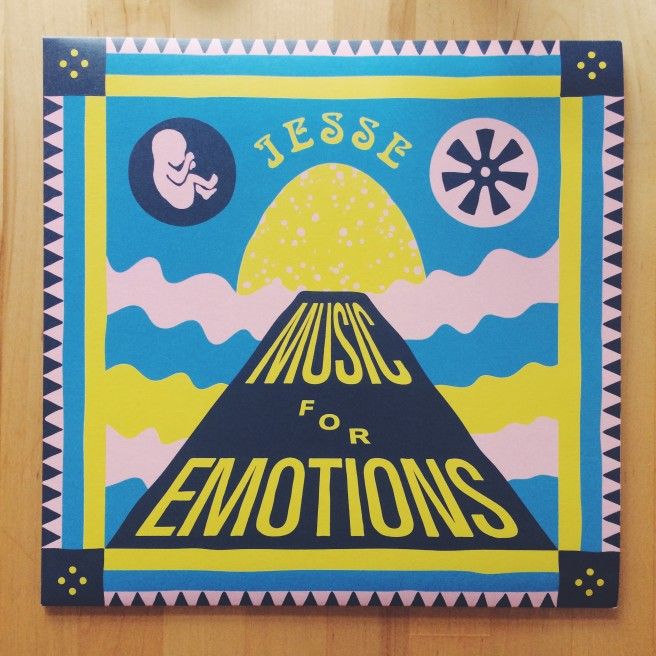 Jesse – Music For Emotions