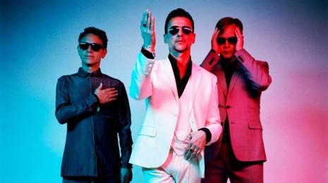 Depeche Mode ja kymmenet kylmät väreet