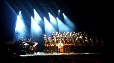 Valoja, varjoja – KYN – Jukka Linkola – Mikko Hassinen Savoyssa 21.10.2014