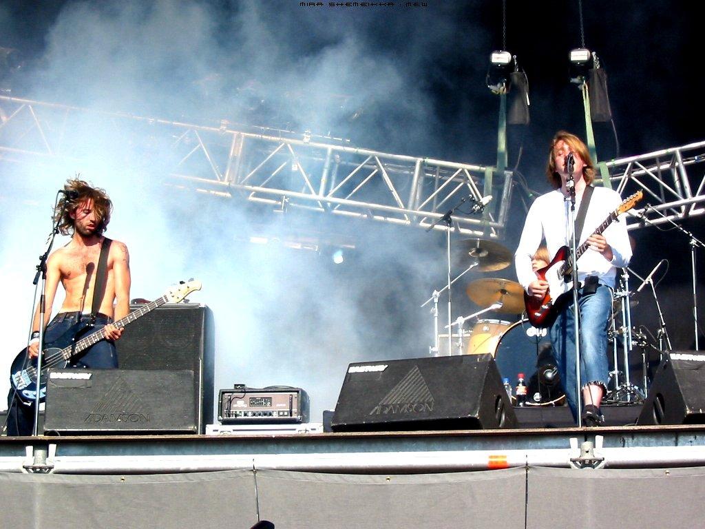 Mew Ruisrockissa 2003