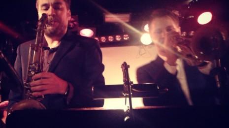 We Jazz 2014 – lauantai: Olavi Louhivuori, Jukka Eskola Soul Trio