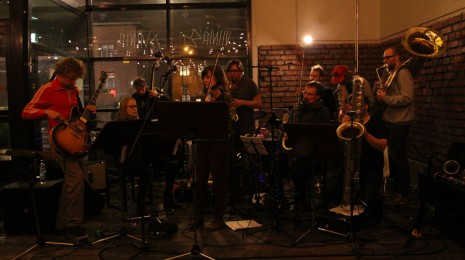 We Jazz 2014 – tiistai: Lassy/Kontrafouris, Kannaste/Raghavan/Waits+, Markus Pesonen Hendectet