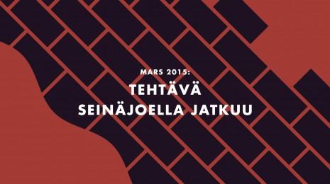 MARS 2015: Viihtyjän opas vuoden ensimmäisille festareille