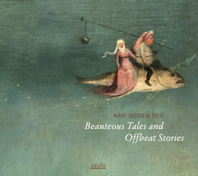 Beauteous Tales... CD cover
